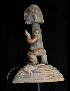 Figure de reliquaire fang Gabon