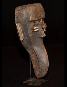 Masque à bec Dan Côte d'Ivoire