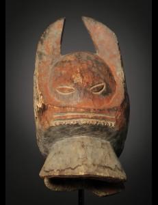 Masque Cimier Zoomorphe Mumuye -Nigeria