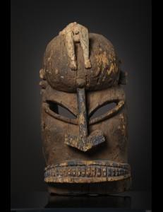 Ancien masque Dogon Mali