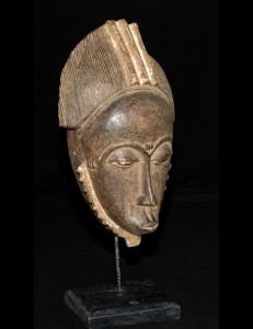 masque Baoulé