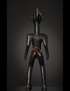 Statue Mossi Burkina-faso
